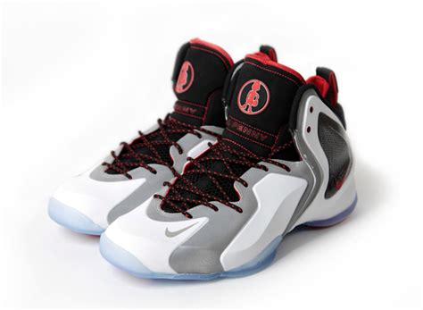 shoes for lil nike lil posite white reflective silver black