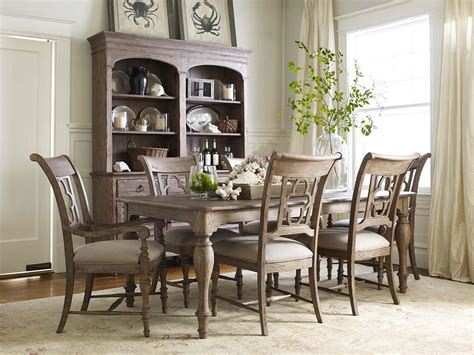 kincaid dining room kincaid furniture weatherford formal dining room group 3