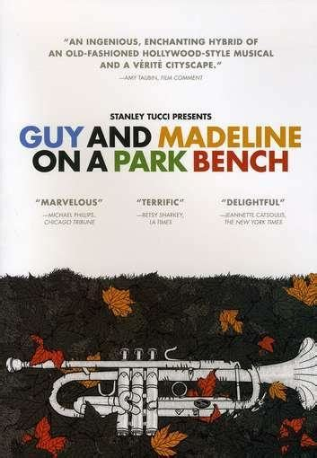 guy and madeline on a park bench guy and madeline on a park bench 2009 filmaffinity