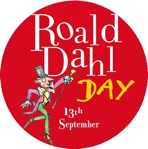 celebrating roald dahl day with school stickers