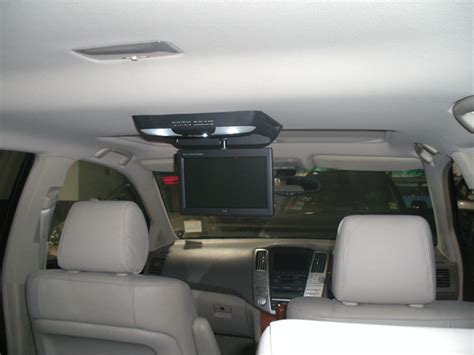 gallery overhead roofmount dvd players