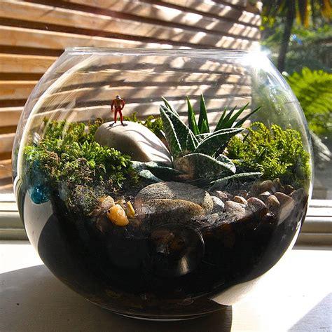 mini world policeman terrarium kit by london garden trading notonthehighstreet com