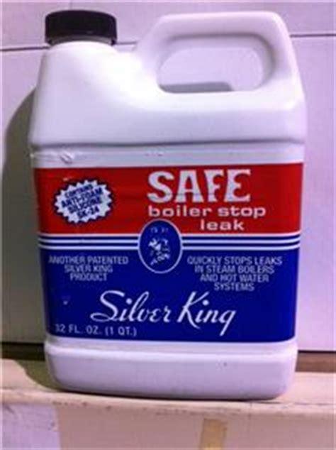 Plumbing Stop Leak by Hvac Boiler Safe Stop Leak Liquid Boiler Sealer For Steam