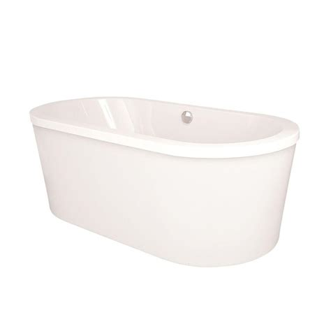 hydro system bathtub hydro systems raleigh 6 ft center drain freestanding air