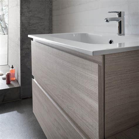 mobili bagno con lavabo mobile bagno con lavabo integrato nel piano atlantic