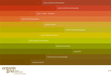 Beautiful Color Schemes 19 Approaches To Color Webdesigner Depot