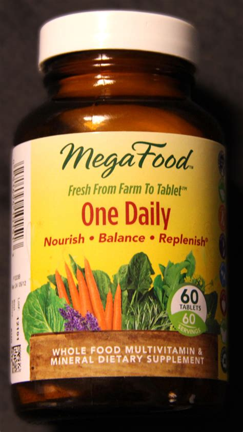 supplement recalls foodstate recalls bottles of megafood one daily