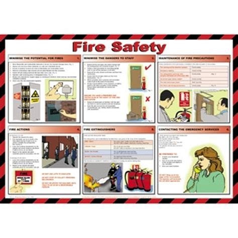 Kitchen Knives Sabatier by Fire Safety Poster Waterford Cork Dublin Galway
