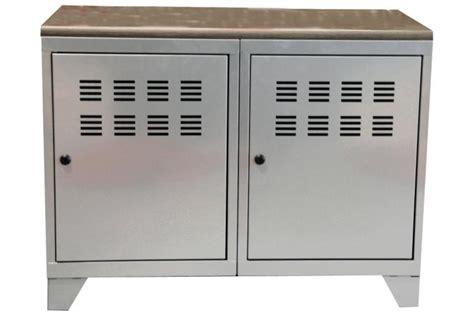 armoire métal pas cher meuble metal pas cher maison design wiblia
