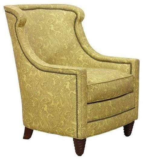 armchairs and accent chairs yellow paisley armchair contemporary armchairs and