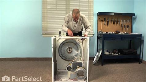 Removing Hair Dryer Heating Element dryer repair replacing the heating element assembly frigidaire part 131553900