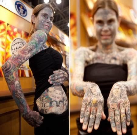 des tatouages pour cacher des cicatrices exemples