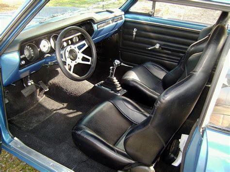 1965 chevrolet chevelle custom 2 door hardtop 117365