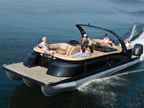 best motor for pontoon boat best pontoon boats boats