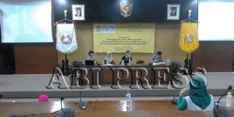Kepemimpinan Pendidikan Di Era Globalisasi Agustinus Hermino tokoh perempuan indonesia bicara peran kaumnya di era globalahlulbait indonesia