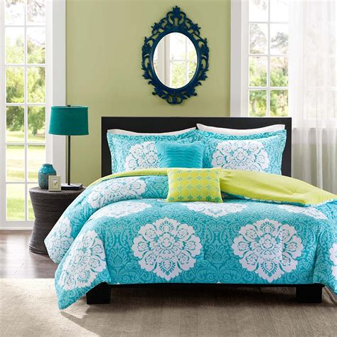 blue and green bedding sets teen girl bedding and bedding sets ease bedding with style