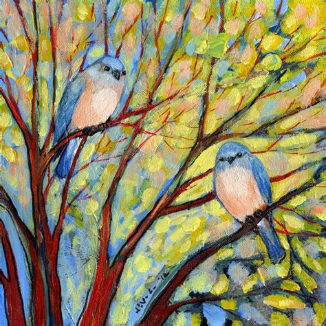 quot two bluebirds quot by jennifer lommers