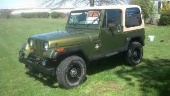1990 jeep wrangler 4 3l auto trans conversion for sale
