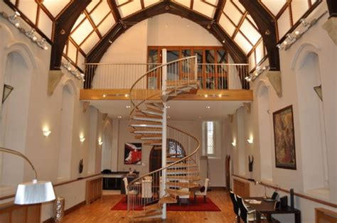fabulous living room in this church conversion benefits church archives loftenberg