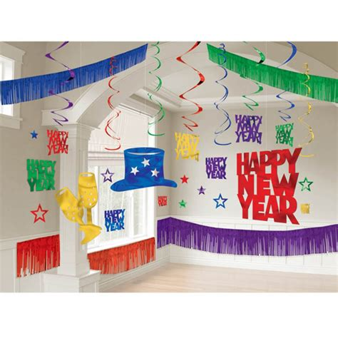 new year decoration kit large pub new year room decorating kit wall