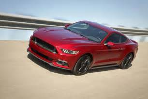 Gt California Price 2016 Ford Mustang Gets Minor Updates California Special
