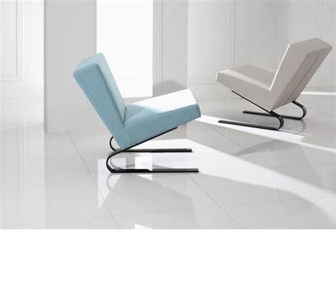 Retro Lounge Chair by Dreamfurniture Hy 212rh Blue Fabric Retro Lounge Chair