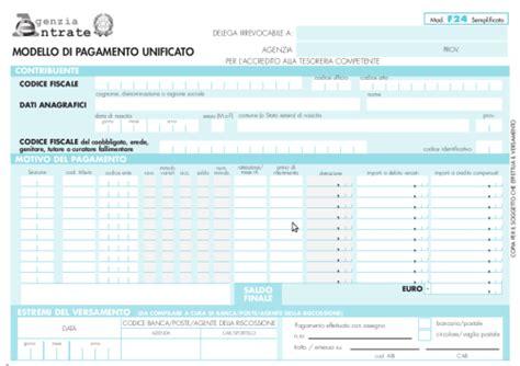 codice ufficio o ente f23 modello f23 e istruzioni da scaricare aciclico magazine