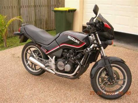 Suzuki Gs250 For Sale 1983 Suzuki Gs250 Road Kirwan Qld Condition Kirwan Qld