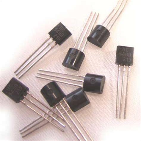 transistor npn bc548b 10x bc548 transistor bc548b npn general lifier aus stock ebay