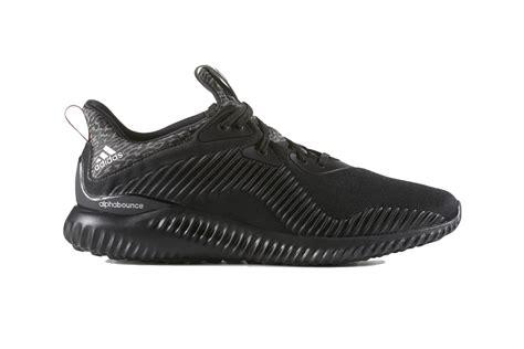 Adidas Alphabounce Black | adidas alphabounce blackout hypebeast