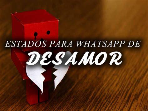 imagenes de desamor whatsapp estados para whatsapp