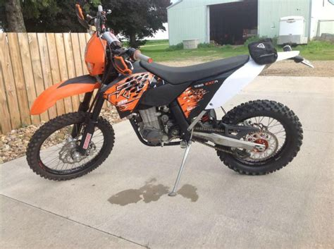 Ktm 530 Exhaust Buy 2009 Ktm 530 Exc With 610cc Thumper Racing Big Bore On