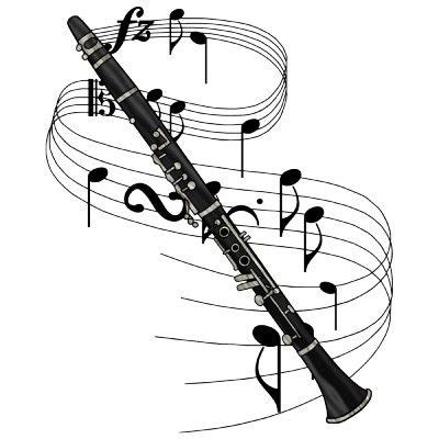 clarinet tattoo clarinet poster by nakedzealot tattoos