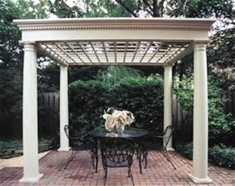 pergolas trellis structures pre built or components