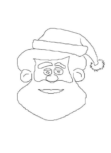 dibujos para colorear de papa noel santa claus viejito dibujos para colorear santa claus para imprimr es