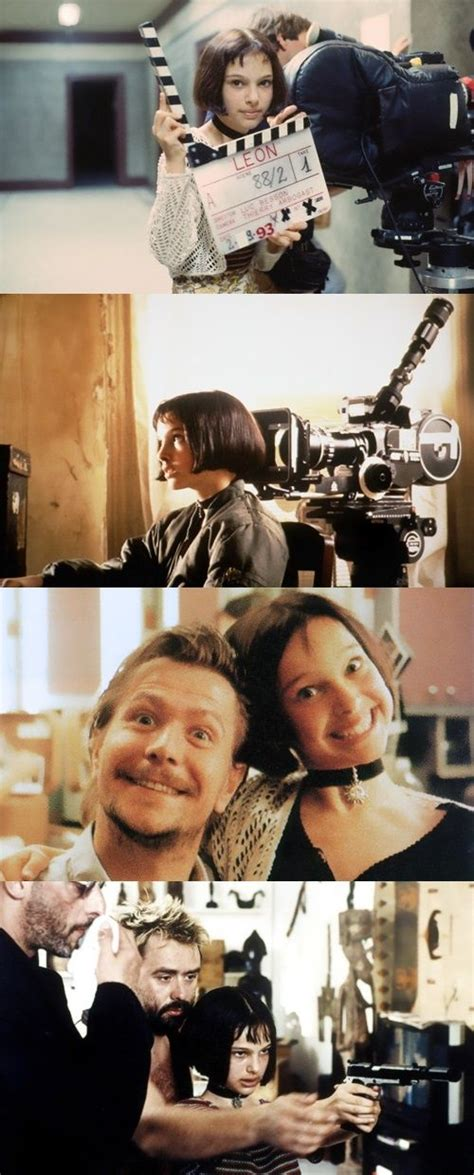 who is matilda in leon film behind the scenes of l 233 on the professional luc besson