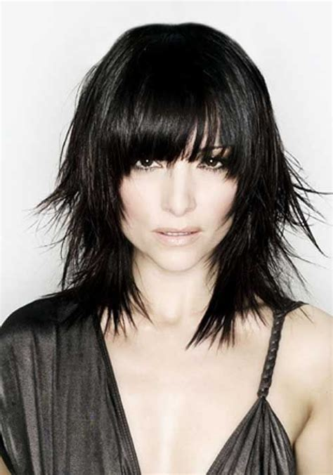 choppy hair for 29 year ild 10 good choppy bob with bangs bob hairstyles 2015