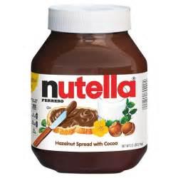 nutella hazelnut spread 35 2 oz target
