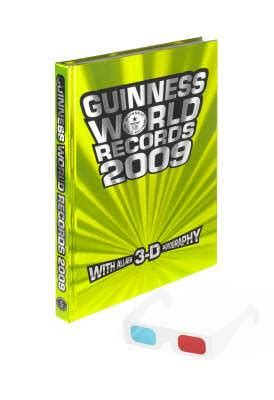 libro guinness world records 2009 el libro guinness de los records 2009