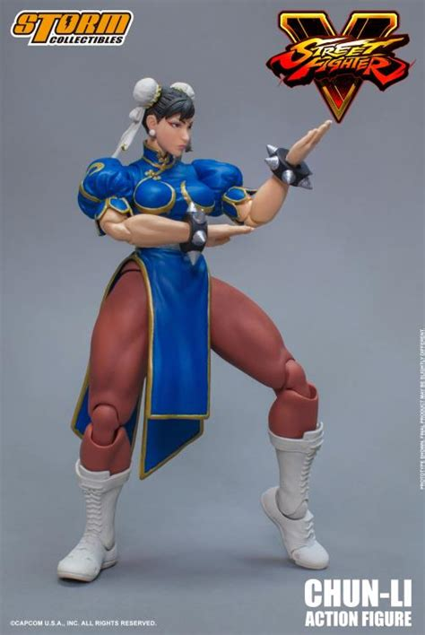 gief s a guide to fighter v third edition books fighter v chun li 1 12 scale figure bigbadtoystore