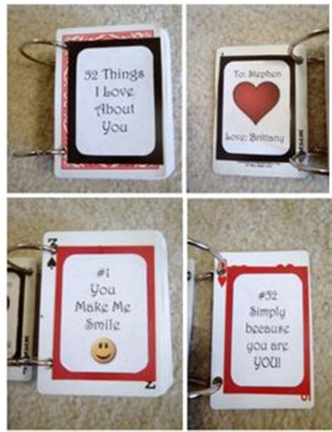 deck of cards valentines template 3 52 things i about you deck of cards 11 diy