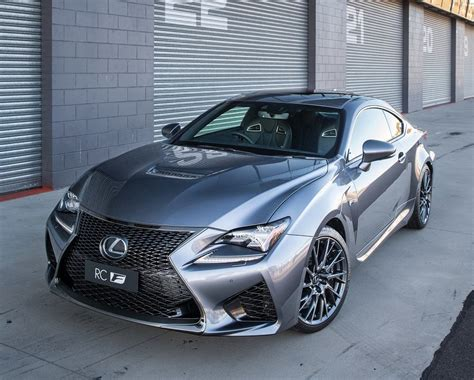 2017 Lexus Rc F Review Behind The Wheel