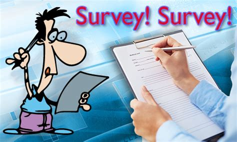 Do A Survey - 5 good reasons to do a parent survey early years shop