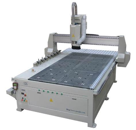 rj woodworking machinery cnc router with atc system auto tool changer sy 1325