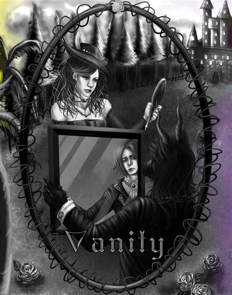 7 Deadly Sins Vanity by Seven Deadly Sins Vanity By Shaimatarasso On Deviantart