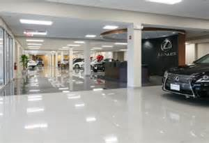 Watertown Lexus Pre Owned Recently Completed Projects