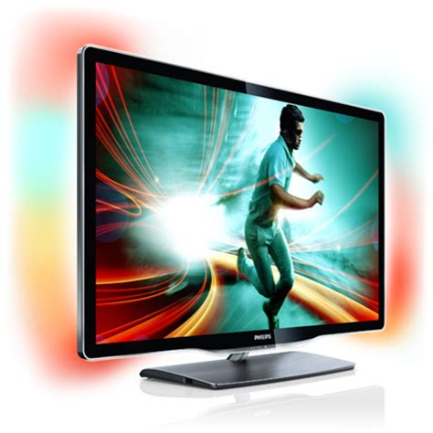 ambilight philips le philips 40pfl8606t 40 smart 3d led tv with ambilight spectra 2 pixel hd