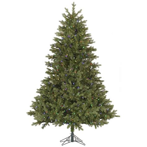 vickerman balsam 7 5 green fir artificial christmas tree