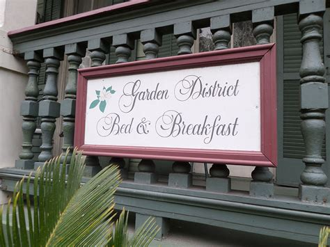 New Orleans Bed And Breakfast Garden District by Garden District Bed And Breakfast