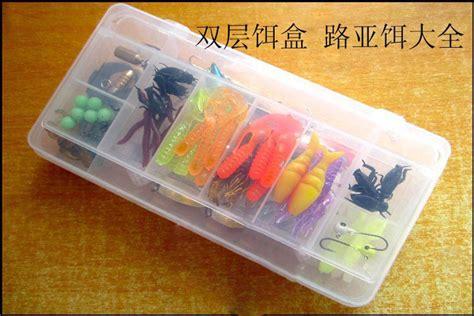 Umpan Pancing 1 Set Umpan Pancing Set 100 Pcs Multi Color Jakartanotebook